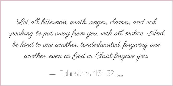Bible Verses Template (2)
